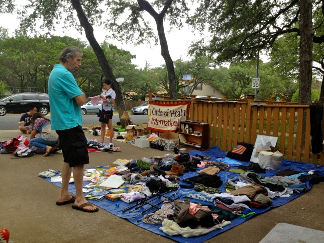 COHI Summer Garage Sale
